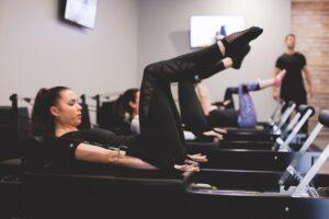 Pilates studio Bardon